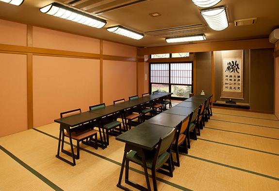 会議室「君子蘭」画像