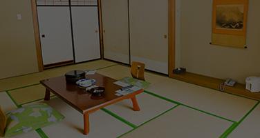 <Wi‐Fi 有>和室12畳【バス・トイレ付】の画像