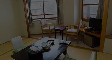 和室7.5畳【トイレ付】の画像