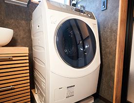 洗濯乾燥機の画像