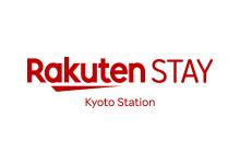 Rakuten STAY Kyoto Station ロゴ