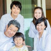 3世代の家族イメージ