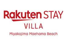 Rakuten STAY VILLA 宮古島 ロゴ